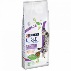 Purina Cat Chow Hairball Control cu Pui 15 kg
