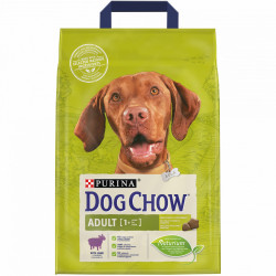Purina Dog Chow Medium Breed Adult cu Miel 2.5 kg