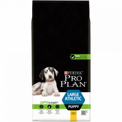 Purina Pro Plan Large Athletic Puppy, bogat în Pui