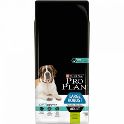 Purina Pro Plan Large Robust Adult Digestie Sensibila cu Miel 14 kg