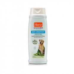 Sampon pentru caini Hartz Antimatreata 532 ml