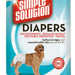 Simple Solution Pampers XL - 12 bucăți