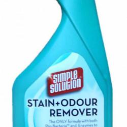 Soluție pentru pete și mirosuri câine 750 ml