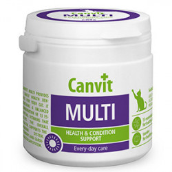 Supliment Nutritiv Canvit Cat Multi 100 gr