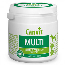 Supliment Nutritiv Canvit Multi for Dogs 100 gr