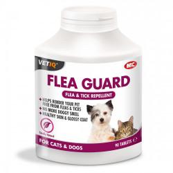 Supliment Repelent Anti Paraziti pentru Caini si Pisici VetIQ Flea Guard 90 tablete