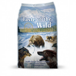Taste of the Wild Pacific Stream - Sac 12.2 Kg