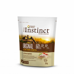 True instinct Cat Original Kitten cu Pui 300 g