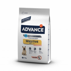 Advance Dog Mini Sensitive cu somon