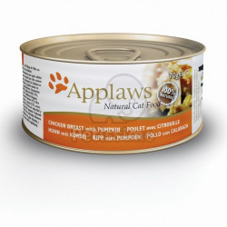 Applaws CAT piept de pui și dovleac 70 gr