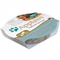 Bol cu hrană umedă Applaws CAT cu Sardine și Macrou 60 gr