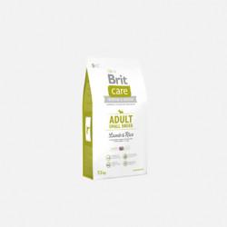 Brit Care Adult Small Breed Miel si Orez 7.5 kg