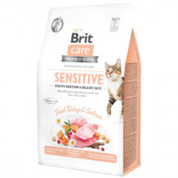 Brit Care Cat Grain-Free SENSITIVE 2 kg