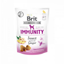 Brit Care Functional Snack Immunity Insect 150 gr