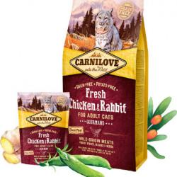 Carnilove Cat Fresh Gourmand