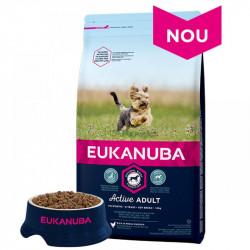 EUKANUBA ADULT TOY CU PUI - SAC 2 KG