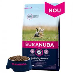 EUKANUBA PUPPY TOY CU PUI - SAC 2 KG