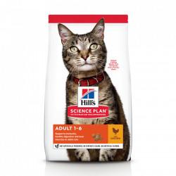 Hill's SP Feline Adult cu Pui 15 kg