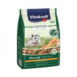 Hrana completa pentru hamsteri Vitakraft Emotion Beauty Hamster 300 g