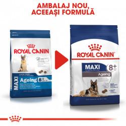 Hrana uscata caini ROYAL CANIN Maxi Ageing 8+ambalaj nou