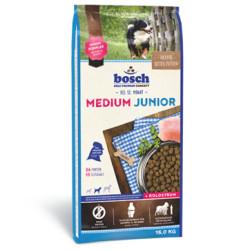 Hrana uscata pentru caini Bosch Medium Junior 15 kg