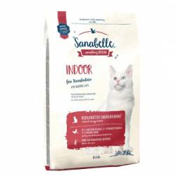 Hrana uscata pentru pisici Sanabelle Indoor 10 kg