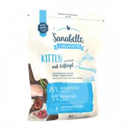 Hrana uscata pentru pisici Sanabelle Kitten 400 g