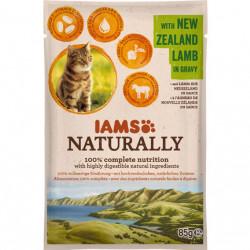 IAMS Naturally Adult Cat cu Miel