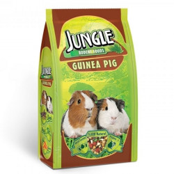 JUNGLE GUINEAPIG / PORC DE GUINEEA FOOD 500G