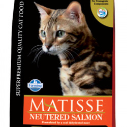 Matisse Neutered Somon 10 kg