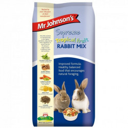 MR. JOHNSON`S SUPREME TROPICAL FRUIT RABBIT (15 KG.)