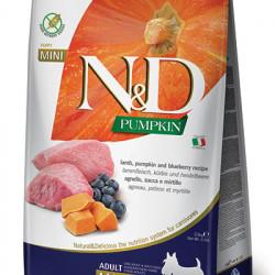 N&D Dog Grain Free Pumpkin Mini Adult Miel 2,5 kg