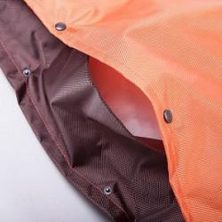 Perna groasa impermeabila - Relax - 90 x 70 x 10 cm