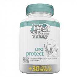 Petway Uroprotect - tablete 120 + 30 Bonus