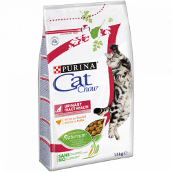 Purina Cat Chow Urinary Tract Health cu Pui 1,5 kg