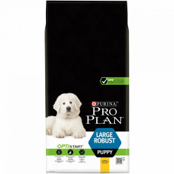 Purina Pro Plan Large Robust Puppy, bogata în Pui