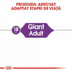 ROYAL CANIN Giant Adult produs adaptat etapei de viata