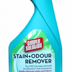 Soluție pentru pete și mirosuri pisică 750 ml