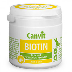 Supliment Nutritiv Canvit Cat Biotin 100 gr