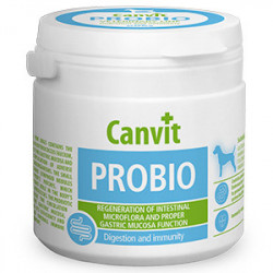 Supliment Nutritiv Canvit Dog Probio 100 gr