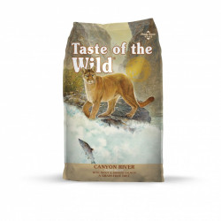 Taste of the Wild Canyon River - Sac 7 Kg