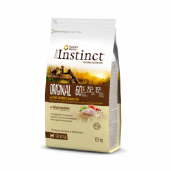 True Instinct Cat Original Kitten cu Pui 1,25 kg