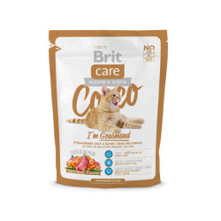 Brit Care Cat Cocco Gourmand 400 gr