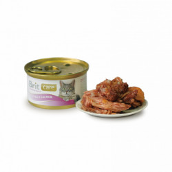 Brit Care Cat Tuna and Salmon 80 gr (conservă)