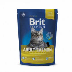 Brit Premium Cat Adult Salmon 300 gr