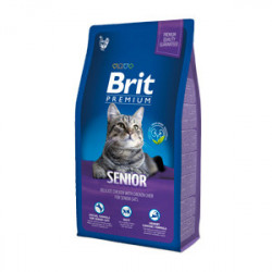 Brit Premium Cat Senior 1.5 kg