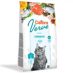 Calibra Cat GF Verve Sterilised Hering 3.5 kg