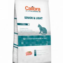 Calibra Cat HA Senior & Light Curcan 7 kg