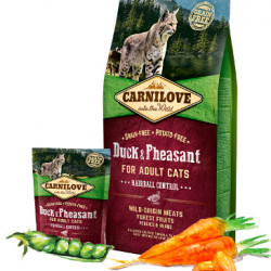 Carnilove Cat Hairball Control