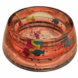 Castron Snowball roz 16 cm